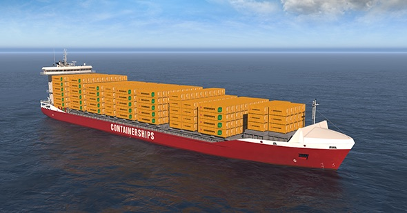 (Bild: Containerships)